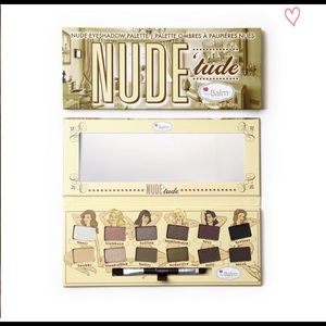 The Balm Nude 'tude Palette